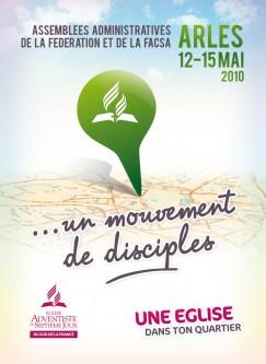 Assemblée générale de la Fédération des Eglises adventistes du septième jour du Sud de la France 2010