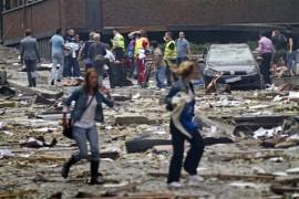 Attentat en Norvège juillet 2011