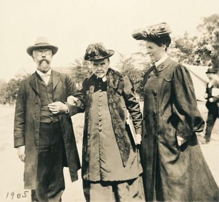 Ellen White en 1905