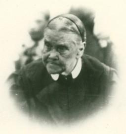 Dernière photo connue d'Ellen White, 15 juin 1913