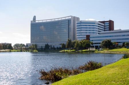 Florida Hospital in Orlando. Photo: Adventist University of Health Sciences