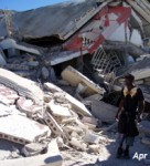 Haiti, tremblement de terre