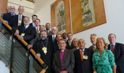 Experts membres de l'IRLA (Association internationale de la liberté religieuse)