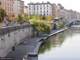 Quai des célestins, Lyon