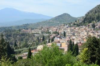 Lentini et Piazza Armenina, Sicile
