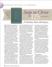 Steps to Christ at 125