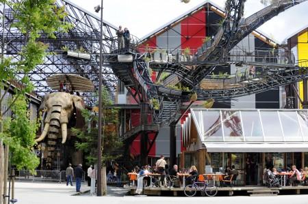 Nantes, Les Machines de l'île