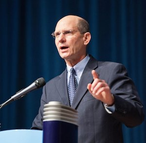 Ted Wilson, Président de la Conférence Générale des Eglises Adventistes du Septième Jour